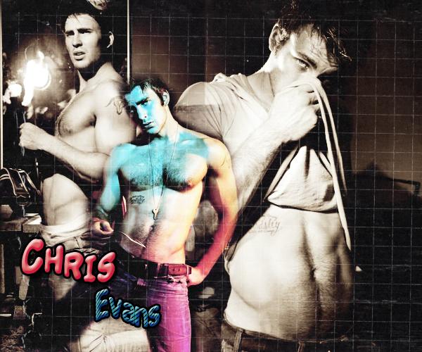 ✪ Chris Evans ✪