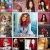 SES ALBUMS DE 1991 A 2006!!:)