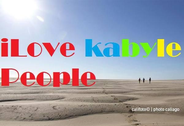 I love Kabyle