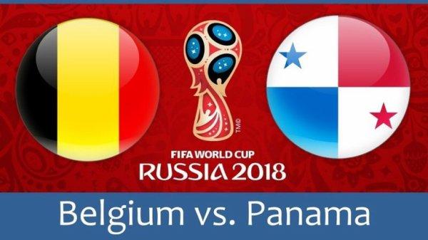 Coupe du monde 2018 Belgique - Panama
