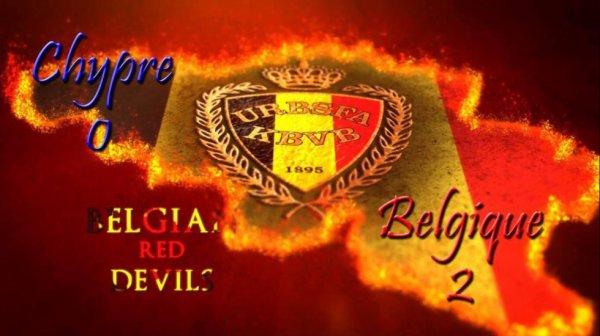 2ème journée de Qualifications Euro 2020 24/03/19