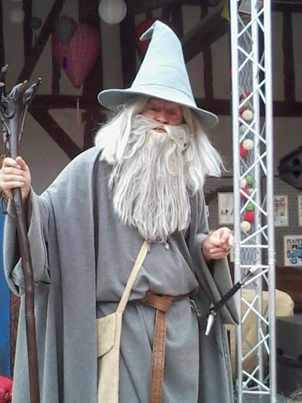 Gandalf :)