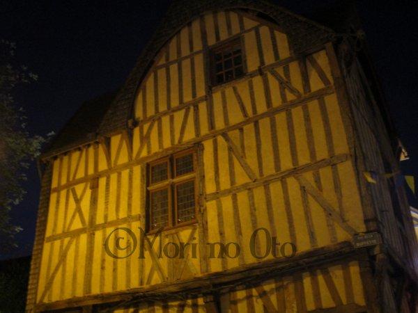 Provins la Médiévale de Nuit.