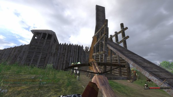 L'effet Axe. (Mount and Blade : Warband)