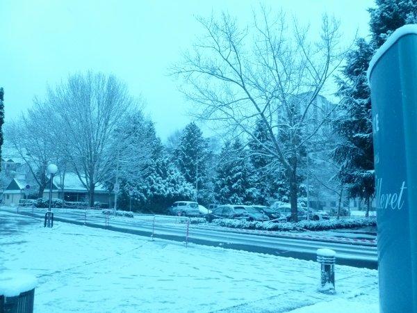 j'adore la neige