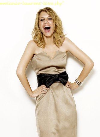 Mélanie Laurent, actrice engagée, génereuse, magnifique <3