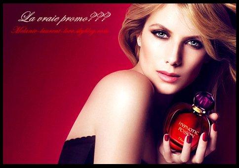 Dior, Parfum Poison !