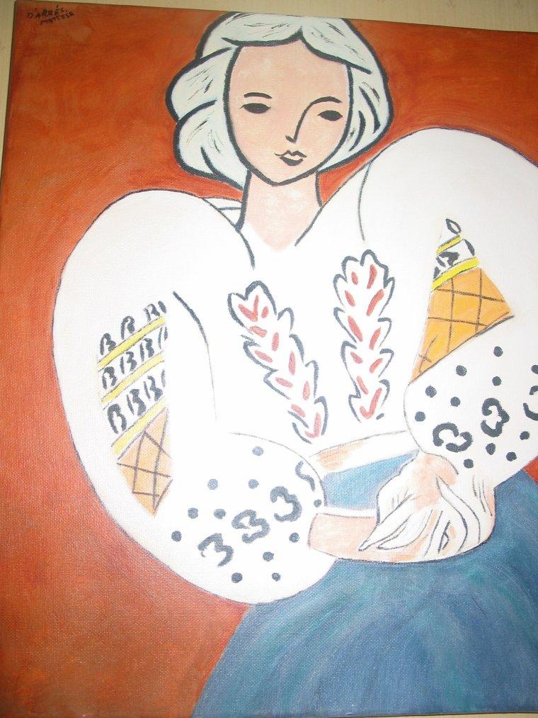 d'apres Matisse