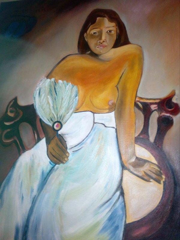 D'après Gauguin