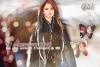 . C A N D I D S ☆10 Décembre 2010 ♦ Selena Arrive à l'aéroport de JFK .