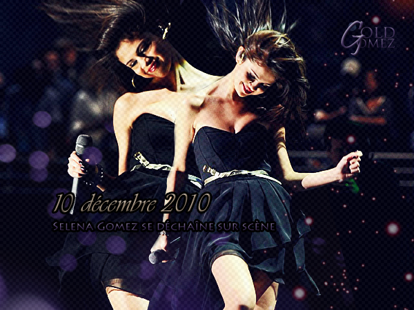 . É V É N E M E N T  ☆10 Décembre 2010 ♦ Z100's 2010 Jingle Ball [ SHOW ]  .