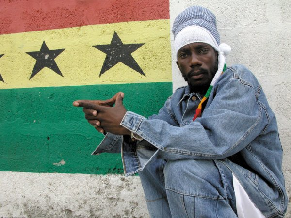 Sizzla - Be Strong (Necro Riddim) (2011)