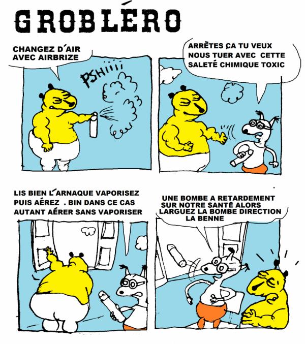 GROBLERO    BD