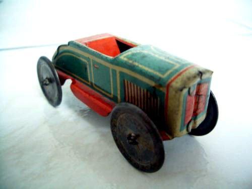 TECHNOFIX- circuit N° 203B de 1931- Nom : trottoir roulant avec mécanisme