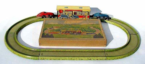 NomAutoslade Technofix Garage 245 Avec De N° Circuit 1948 byYg67fv