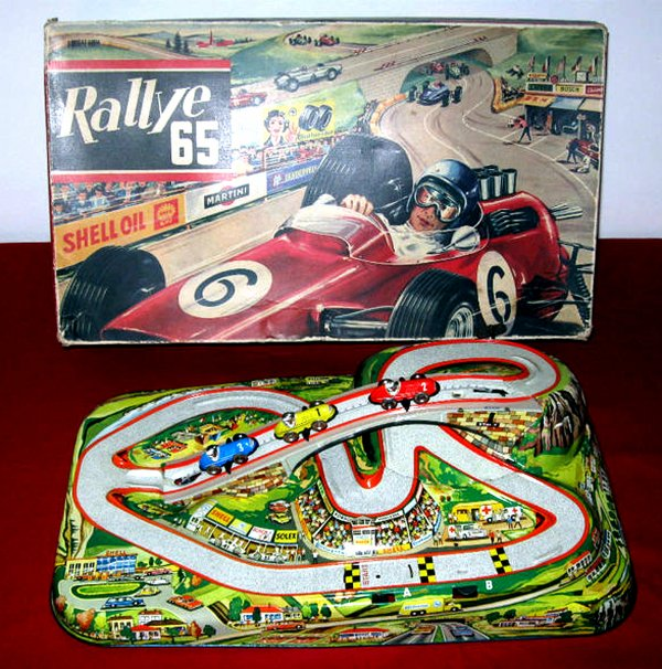 Rallye 65
