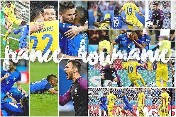 France / Roumanie
