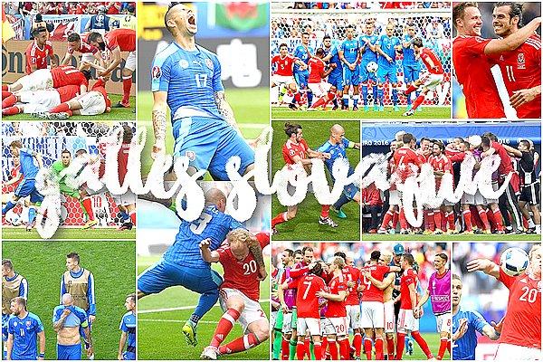 Pays de Galles / Slovaquie