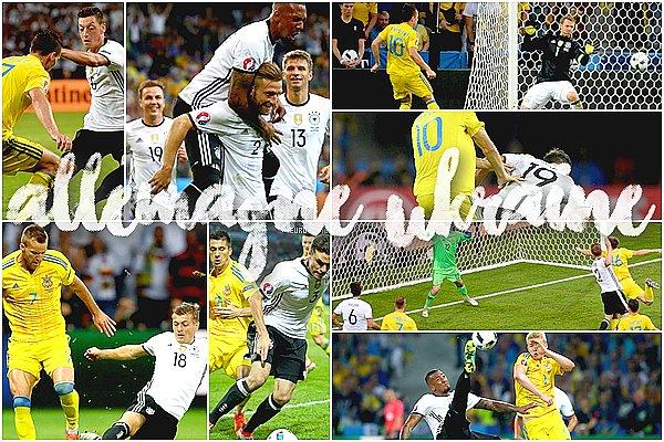 Allemagne / Ukraine
