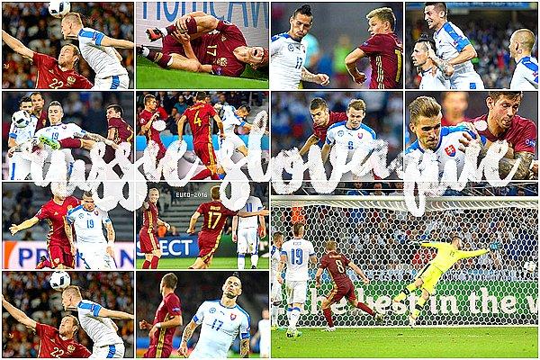 Russie / Slovaquie