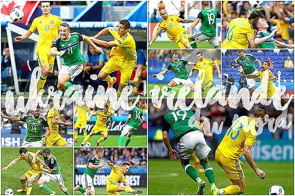 Ukraine / Irelande
