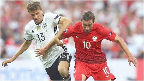 Allemagne / Pologne