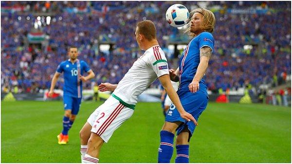 Islande / Hongrie