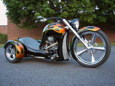 moto stylé