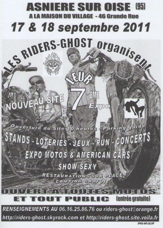 RDV chez les riders-ghost,EVENFOX y sera avec GRIZZLI egalement.