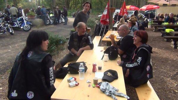 journée du  24  09 2011,chez nos potes du clan templiers champeaux.