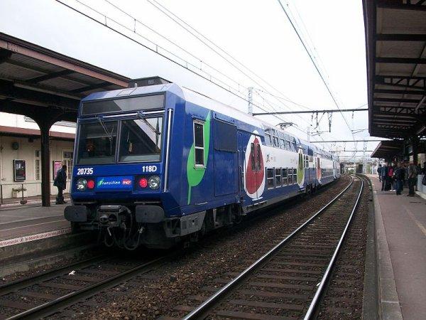 Z 20735 RER D SNCF