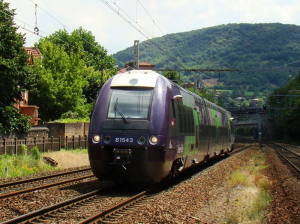 AGC TER SNCF