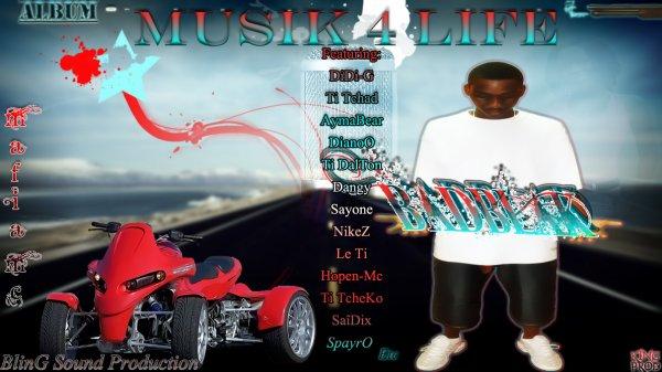 MusiK 4 Life Album