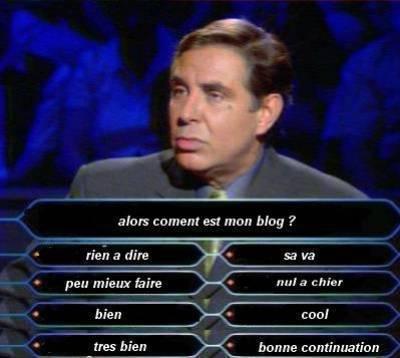 tite question DE MON BLOG ILERED
