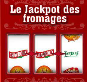 jackpot des fromages concours couse magasin migros