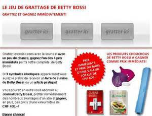 coucours grattage betty bossi