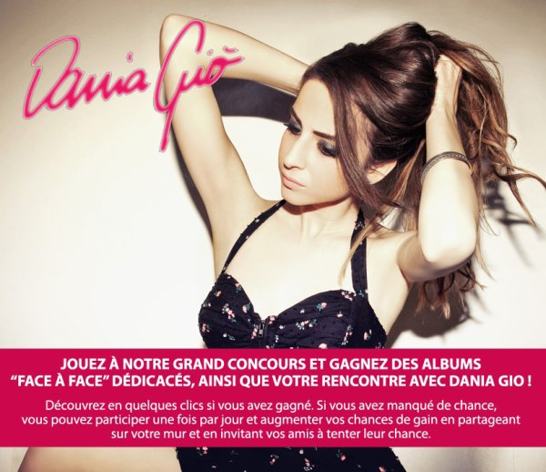 Dania GIÒ concours facebook