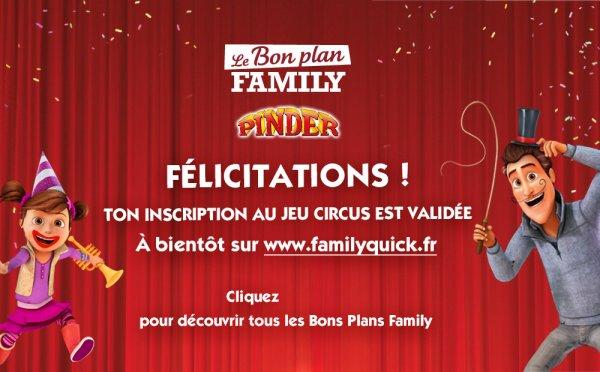 Family Quick concours cirque