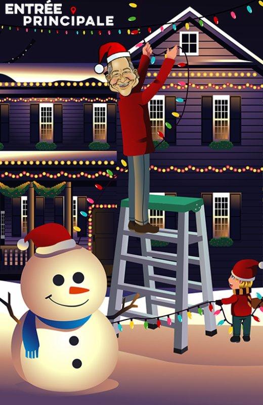 Concours | Illuminez votre Noël avec Entrée principale! | ICI Radio-Canada.ca