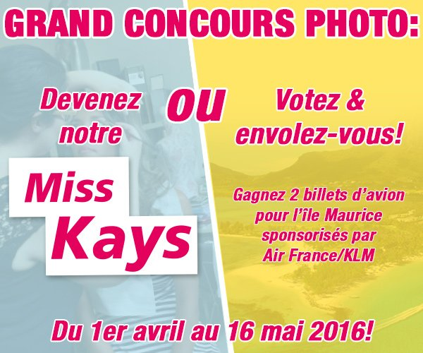 cONCOURS MISS KAYS