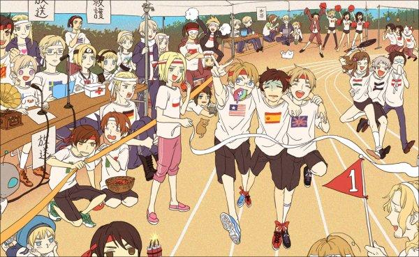 Les jeux olympiques de 2012 !!!!