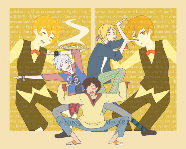 =-_ Pasta's Brothers   and   Bad Touch Trio   POWA _-=