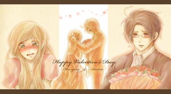 Bonne Saint valentin à tous et toutes ^^