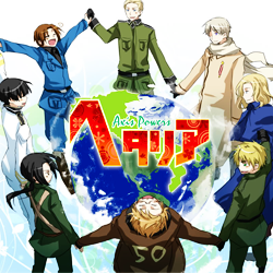 HETALIA Axis Powers Commu'