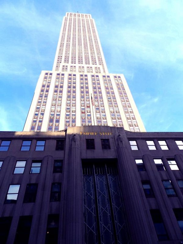 Cinq jours à New York avec une entorse