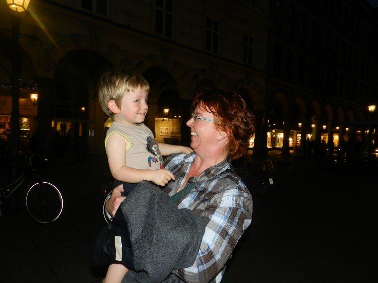 Jutta, guide à Hambourg