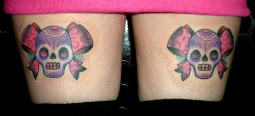 Mes nouveaux tatouages...