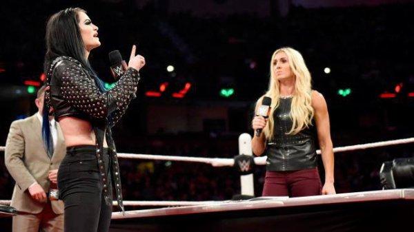 Un Ladder Match de Divas à TLC ?