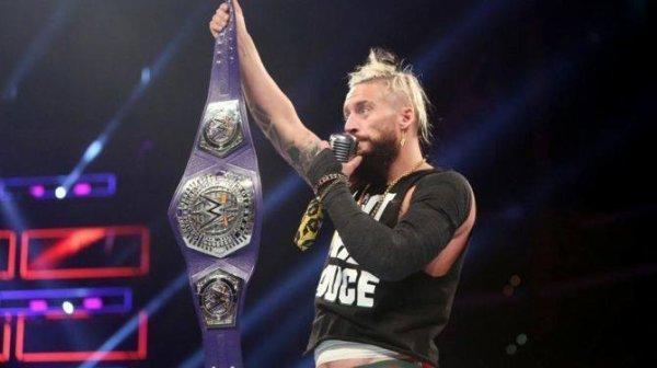 Enzo Amore de nouveau champion ?