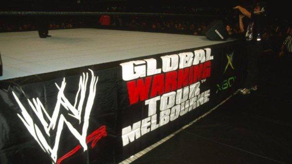 Un PPV WWE en Australie ?